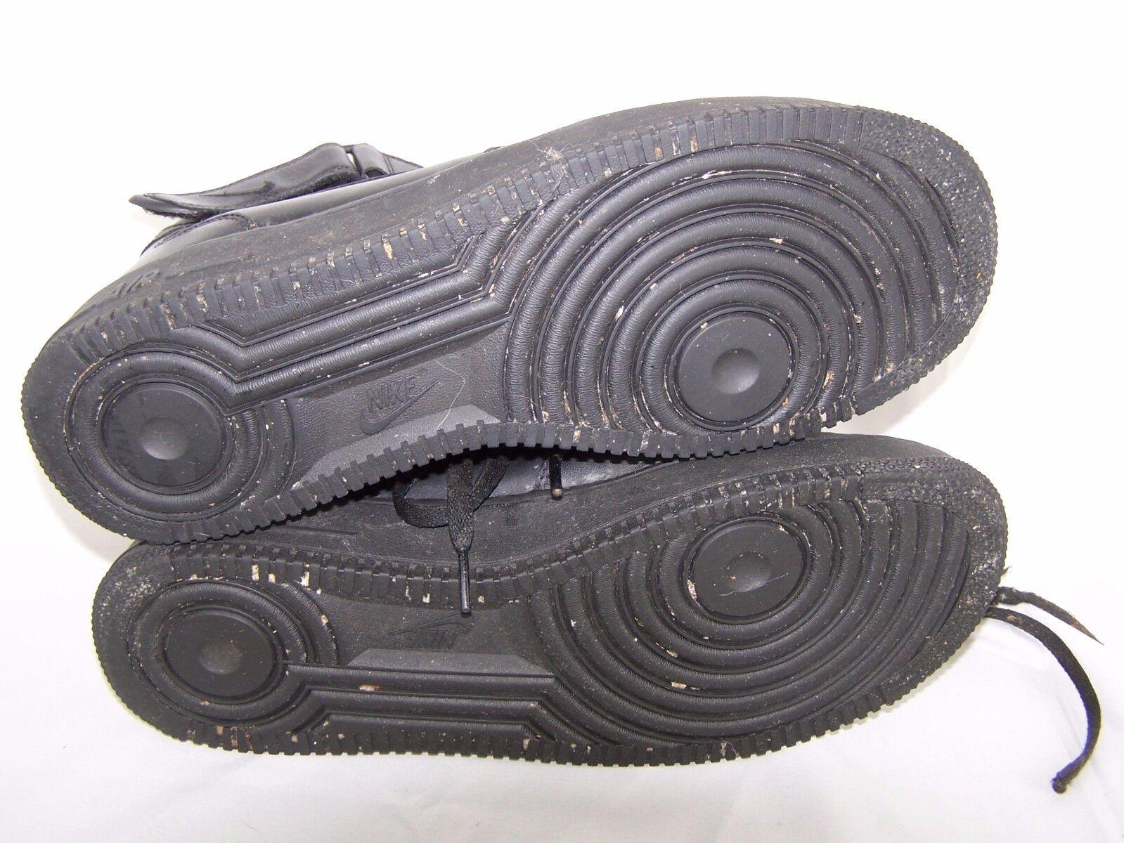 Nike air force black high tops size 11.5 AF-1 AF-1 AF-1 '82 af1 66ce02