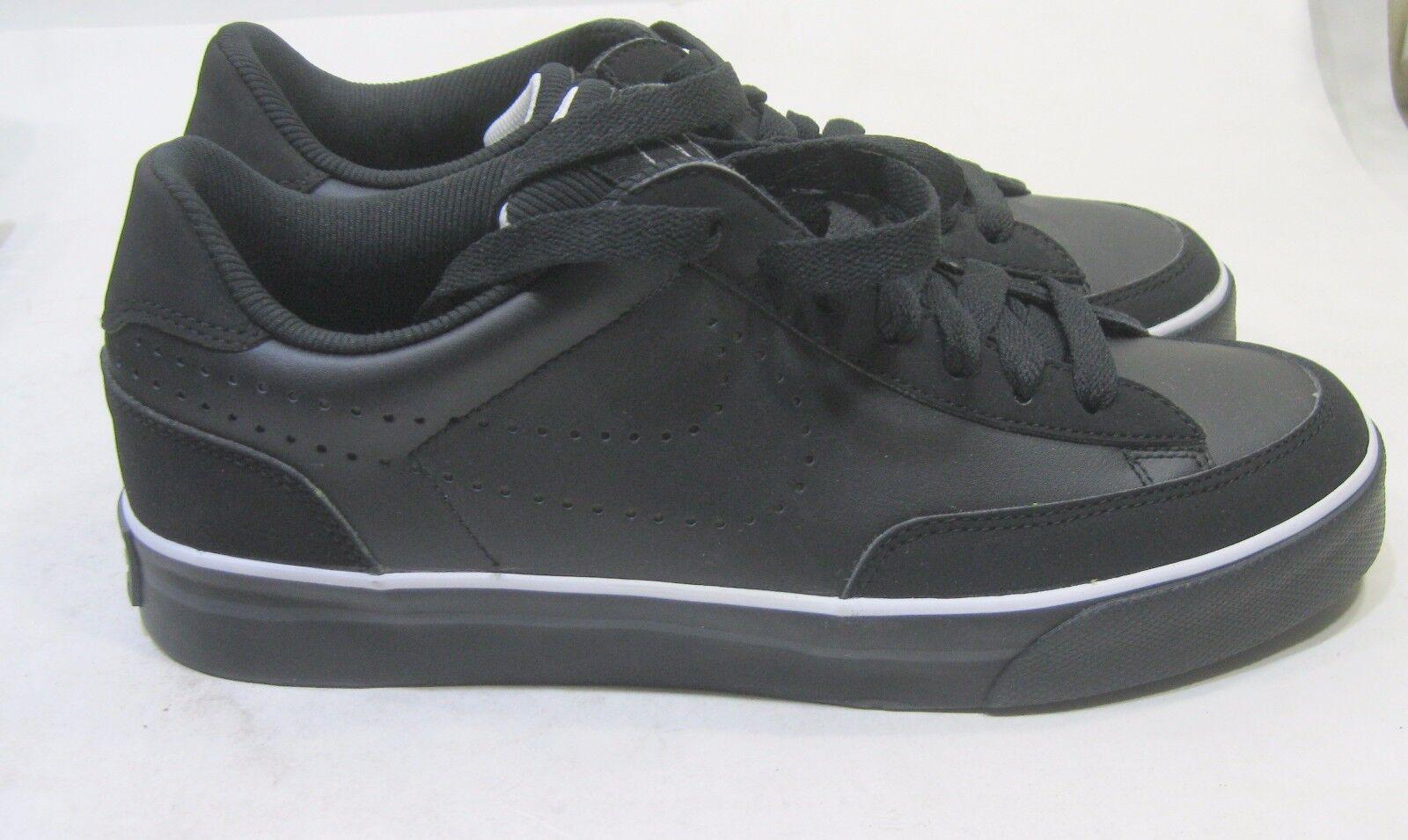 Nike Navaro Basse Nero/black-anthracite-white 386587 001 TAGLIA 9