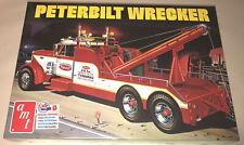 AMT Peterbilt 359 Wrecker 1:25 scale model kit new 1133