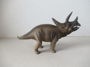 Schleich-Dinosaure-Triceratops-vintage-lourd-environ-9-034-Long-D-73527