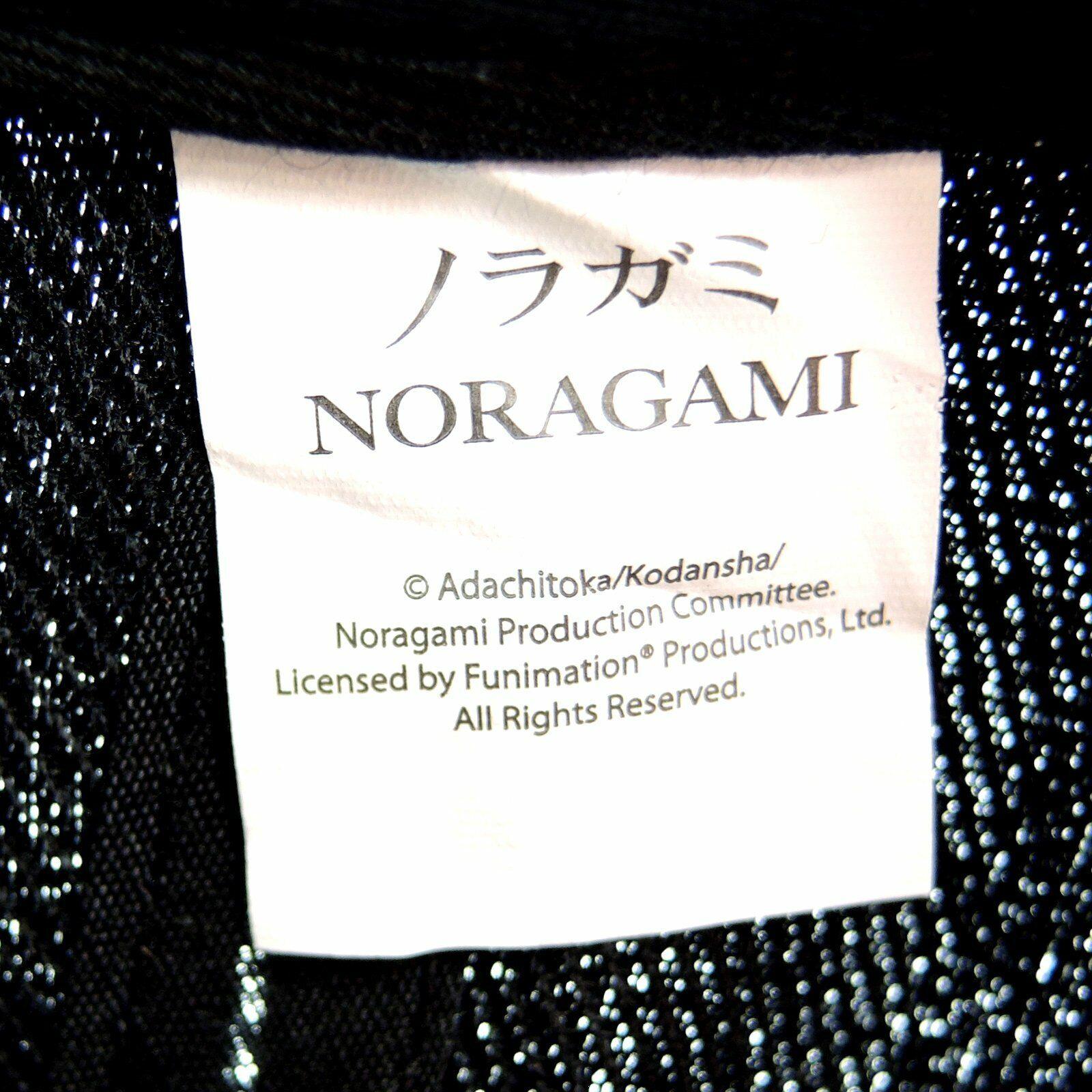 Noragami Snapback Hat ~ Black & Red - image 6