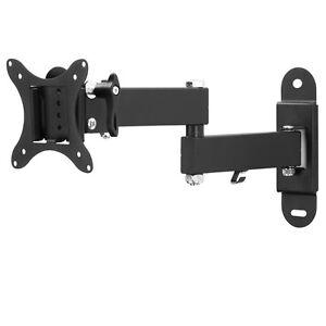 LCD-TV-TFT-Monitor-Wandhalterung-Halterung-neigbar-schwenkbar-kippbar-ausziehbar