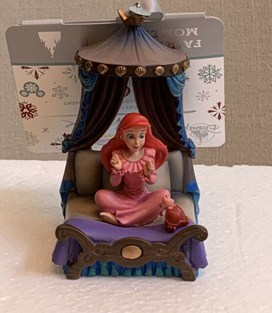 Christmas Ornaments 2020 Ariel 2020 Disney Ariel Fairytale Moments Sketchbook Ornament for sale
