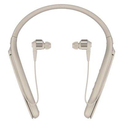 Sony WI-1000XN Wireless In-Ear Headphones - Cream.