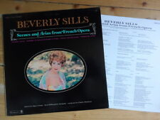 Beverly Sills-Scenes and Arias from French Operas-Westminster ABC