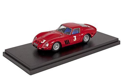 Bespoke MODEL 1 43 FERRARI 250 GTO  3 Reims 1965