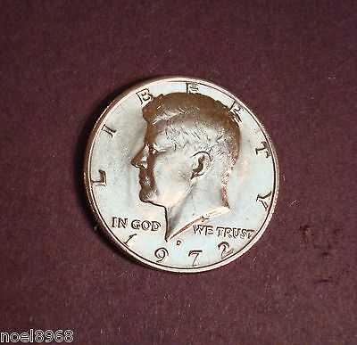 2000 Kennedy Half Dollar D Roll From Bag Uncirculated Mint or Bank BU