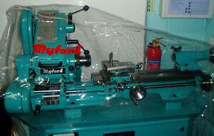 myford super 7 lathe manual