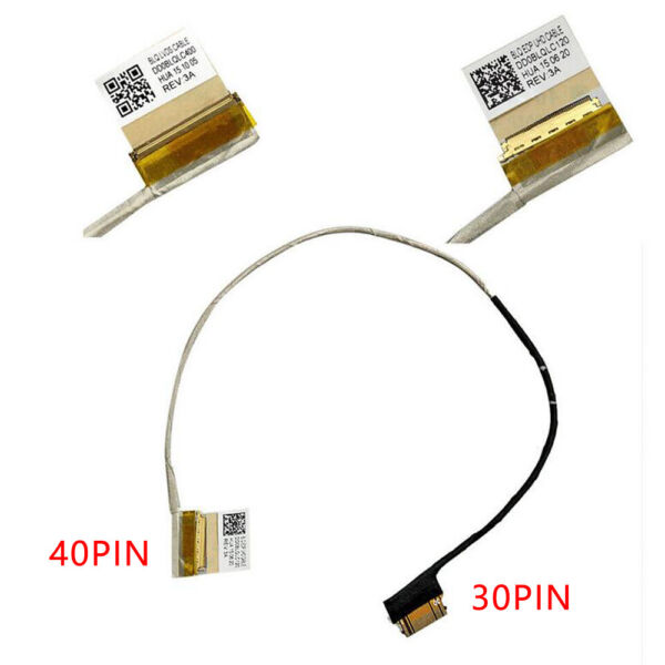 For Toshiba Satellite C55D-C C55T-C P55T-C S55-C LCD Cable D…