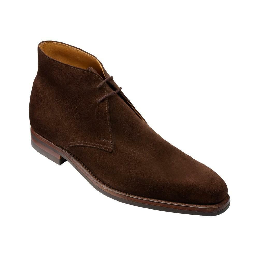 negozio all'ingrosso Crockett & Jones Jones Jones Tetbury Chukka stivali scarpe  Made in England  fino al 60% di sconto