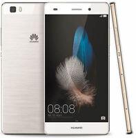 Huawei P8 Lite Gold Ale-l21 (factory Unlocked) 5.0 Ips,16gb, 2gb Ram,dual Sim