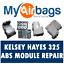 ISUZU AXIOM ABS EBCM COMPUTER MODULE REPAIR REBUILD Kelsey Hayes 325 KH325