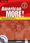 American More! Level 2 Workbook with Audio CD by Christian Holzmann, Jeff Stranks, Gunter Gerngross, Herbert Puchta, Peter Lewis-Jones (Mixed media product, 2010)