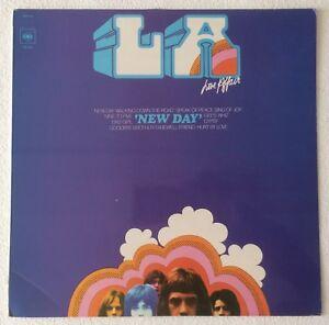 LOVE-AFFAIR-L-A-NEW-DAY-1970-UK-10-TRACK-STEREO-VINYL-LP-CBS-64109