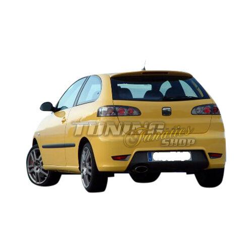 Original Erstausrüster Cupra Rückleuchten in SCHWARZ SET für Seat Ibiza 6L