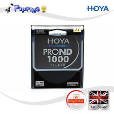 Nuevo Genuino Hoya PRO ND 1000 Lente Filtro 10 paradas pérdida de luz PROND recubrimiento 77mm