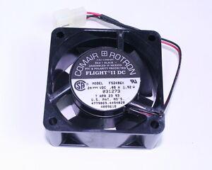 FS24B6X 5 Blade 24VDC 1.9w Rotron Fan