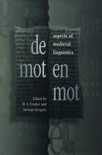 De Mot en Mot : Essays in Honour of William Rothwell by Stewart Gregory and...