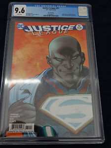 Justice-League-51-Recalled-Error-Direct-Edition-3-99-Rare-DC-Comic-CGC-9-6