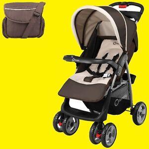 Kinderwagen-Kinder-Buggy-Sportwagen-Sport-Jogger-Kindersportwagen-Tragetasche