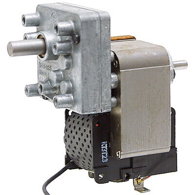 80 RPM 120 VAC BREVEL GEARMOTOR 5-1572