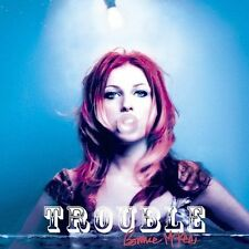 NEW SEALED 1 CENT CD Trouble - Bonnie McKee FREE SHIPPING