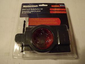 Mastercraft Door Lock Installation Kit 2 1 8 Quot Amp 1 Quot Holesaw