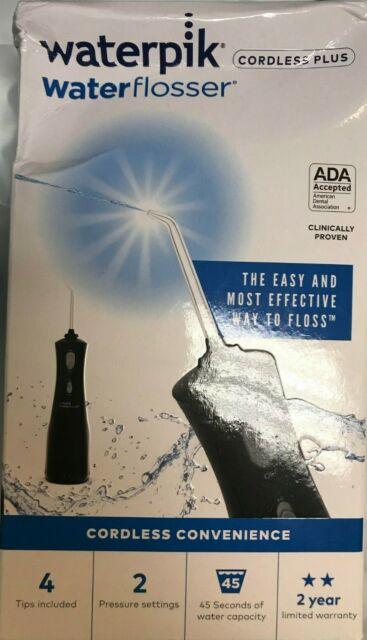 Waterpik WP-462W Water flosser Cordless Plus