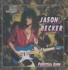 Perpetual Burn by Jason Becker (CD, Aug-1988, Shrapnel)
