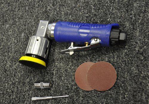 "2/"" to 3/"" Air Random Orbital Sander 3//32/"" Orbit Dia 15000 rpm FREE SHIPPING"