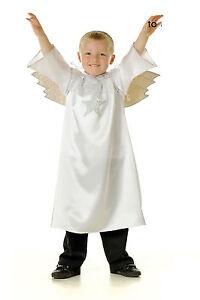 3-4 anni Bambini Natività Costume di Mary