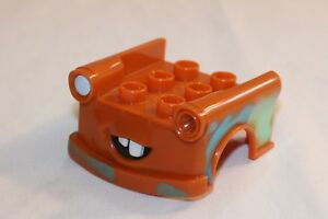 Details about Mega Bloks Disney Cars - Mater mouth and hood replacement  piece