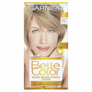 garnier belle color 7 natural dark blonde hair colour ebay
