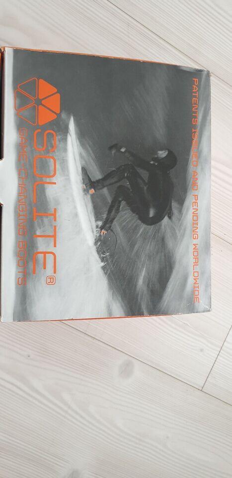 Vådsko, Solite Game -changing boots solite boot costum 8,