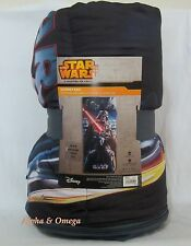 STAR WARS Slumber/Sleeping Bag, 66x30 child Disney SLEEPOVER NAP Jumping Beans