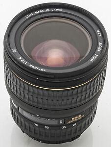 Sigma-Zoom-DF-EX-aspherical-28-70mm-28-70-mm-1-2-8-2-8-fuer-Nikon