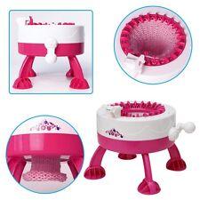 Scarf Hat Sock Knitting Machine Board Loom Smart Weaver Knitter Toy Kid Gift New