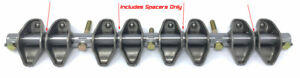 Mopar-Chrysler-Dodge-Big-Block-383-400-440-Factory-Rocker-Arm-Spacers-Set-of-8