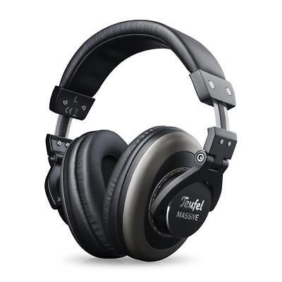 Teufel MASSIVE Hi-Fi Kopfhörer Headset Musik Stereo Klinke Headphones Over Ear
