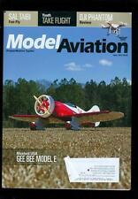 2013 Model Aviation: Maxford USA Gee Bee Model E/Sal Taibi Fun-Fly/DJI Phantom