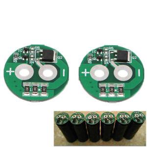 Hot Sale 2.7V 500F super capacitor 3.5cm Balancing Protection Board—ME