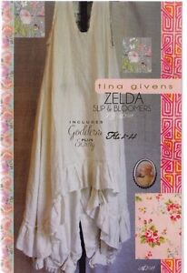 PATTERN-Zelda-Slip-amp-Bloomers-women-039-s-sewing-PATTERN-from-Tina-Givens