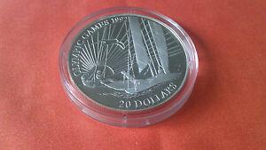 20-DOLLAR-KIRIBATI-034-Olympiade-1992-034-SEGLER-1992-999-1000