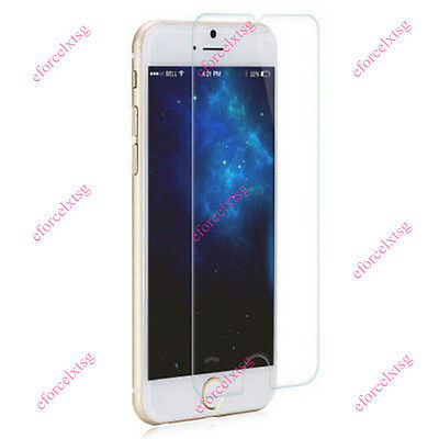 Premium Real Screen Protector Tempered Glass Protective Film For iPhone 4/4S/5/6