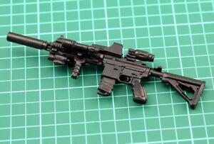 "Échelle 1//6 Modèle M134 Gatling Minigun Terminator Heavy Machine Gun for 12/"" figure"