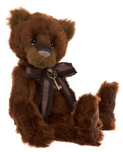 Mme-Marron-Edition-Limitee-Teddy-Isabelle-Collection-par-Charlie-Bears