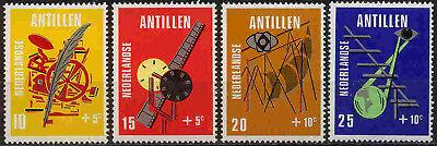 Niederländische Antillen 220-223 4640l * Bildung