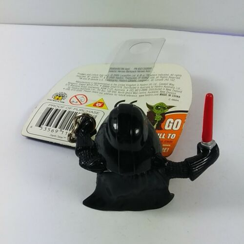 "2/"" Star Wars Darth Tater Mr Potato Head with Clip Chain"