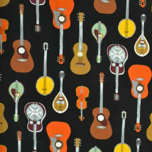 Negro Alexander Henry Ukelele Banjo Guitarra Banda de Música Cuerdas