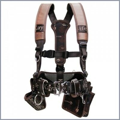 Korea KAYA Work Tool Belt Suspenders KL-600,611,610,601,650 Drill Pouch Holder